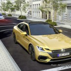 Proaktives Insassenschutzsystem - Offizielles Foto von Volkswagen