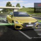 Emergeny Assist - Offizielles Foto von Volkswagen