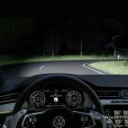Active Lighting System - Offizielles Foto von Volkswagen